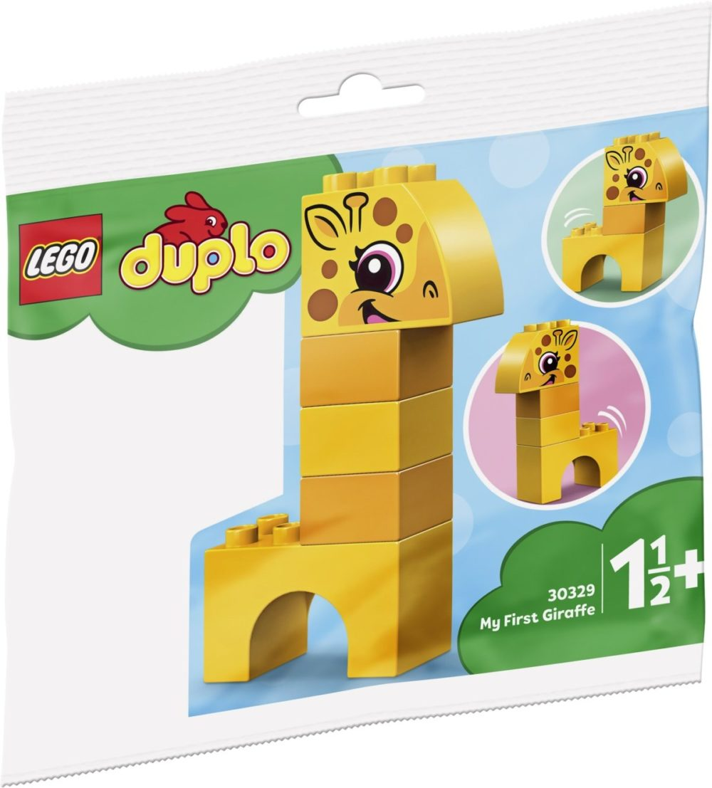 LEGO 30329 My First Giraffe