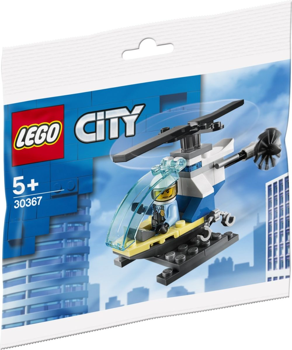 LEGO 30367 Police Helicopter