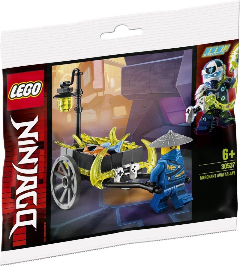 LEGO 30537 Merchant Avatar Jay