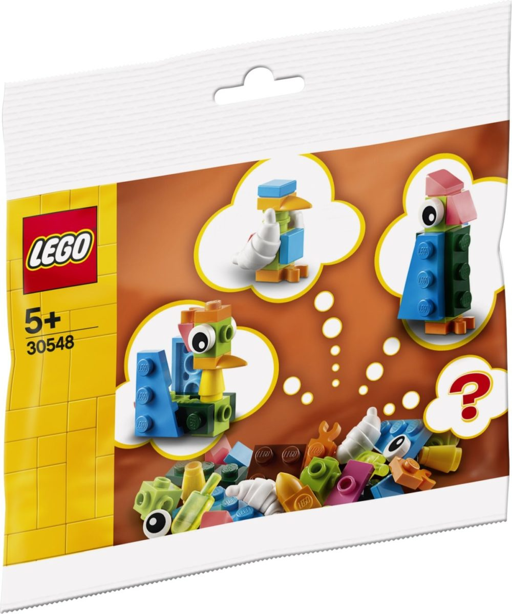 LEGO 30548 Build Your Own Birds