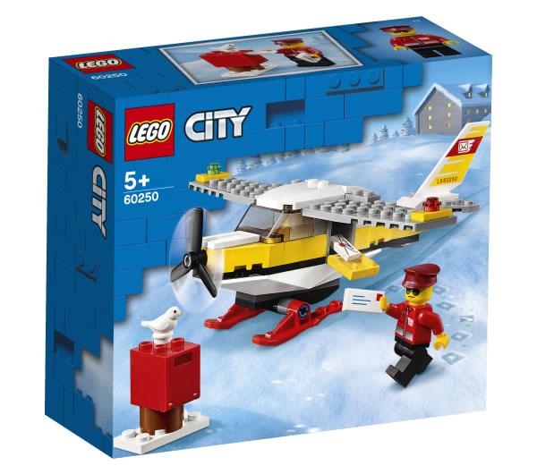 LEGO 60250 Postal Plane Delivery