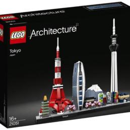 LEGO Architecture 21051 Tokyo Skyline