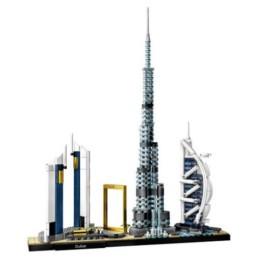 LEGO Architecture 21052 Dubai Skyline