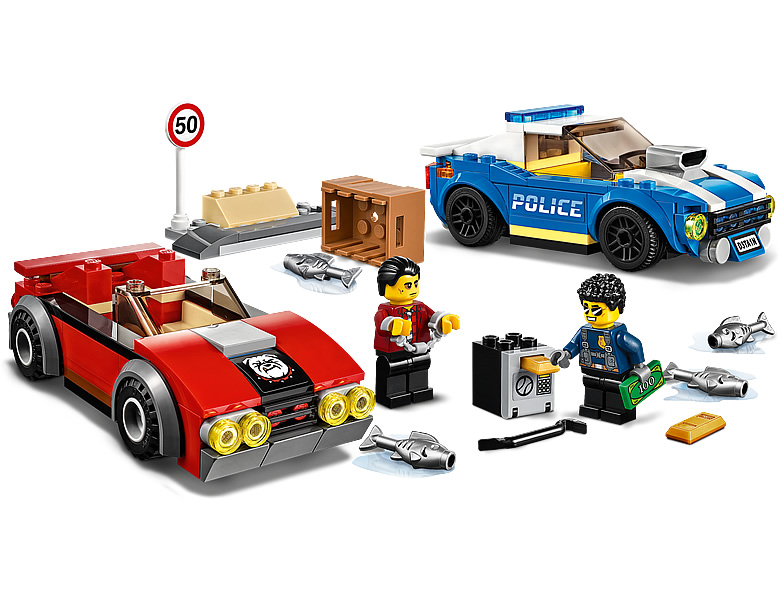 LEGO City 60242 Highway Arrest