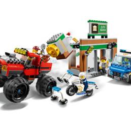 LEGO City 60245 Monster Truck Robbery