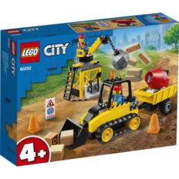LEGO City 60252 Construction Bulldozer
