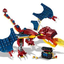 LEGO Creator 31102 Fire Dragon