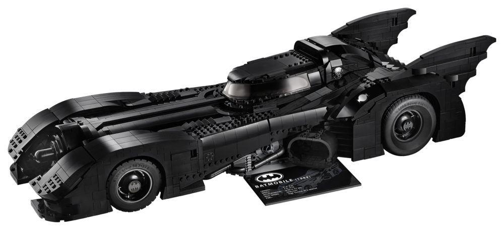 LEGO DC 76139 1989 Batmobile