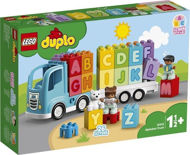 LEGO DUPLO 10915 Alphabet Truck