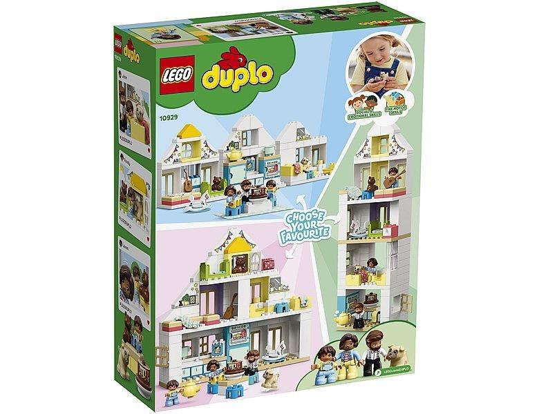 LEGO DUPLO 10929 Modular Playhouse