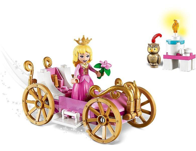 LEGO Disney 43173 Aurora's Royal Carriage