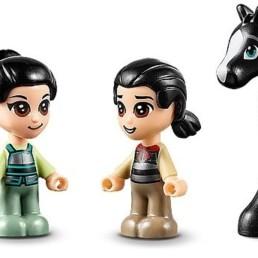 LEGO Disney 43174 Mulan's storybook