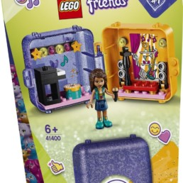 LEGO Friends 41400 Andrea's Play Cube