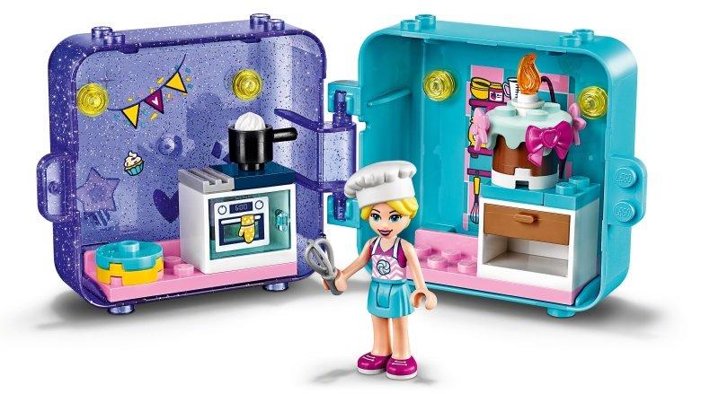 LEGO Friends 41401 Stephanie's Play Cube