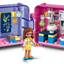 LEGO Friends 41402 Olivia's Play Cube
