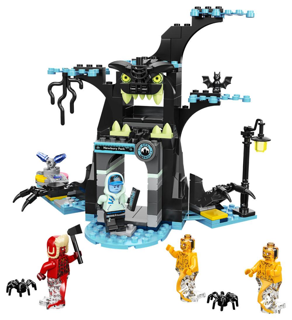 LEGO HIDDEN SIDE 70427 HIDDEN SIDE PORTAL
