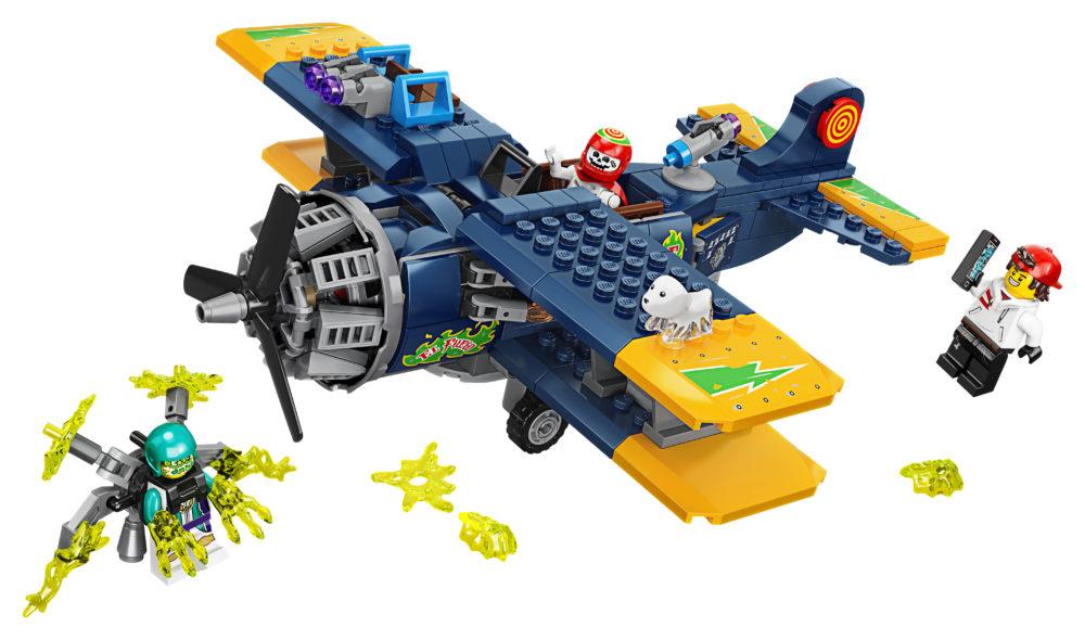 LEGO Hidden Side 70429 El Fuego's Stunt Airplane