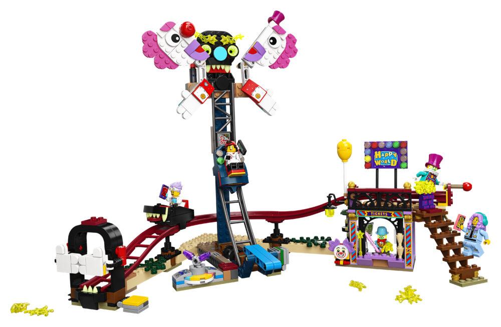 LEGO Hidden Side 70432 Ghosts Fair