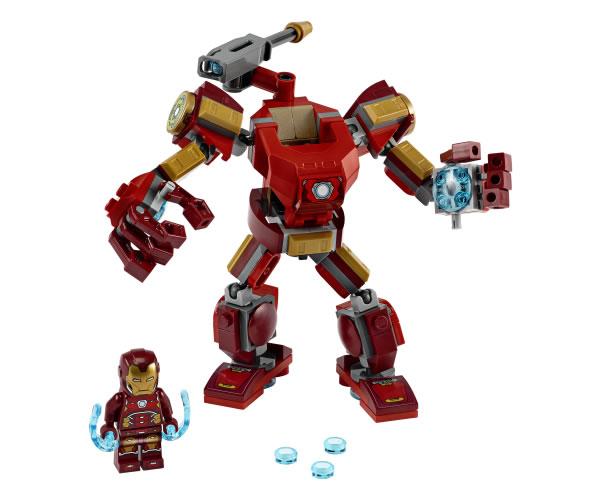 LEGO Marvel 76140 Iron Man Mech