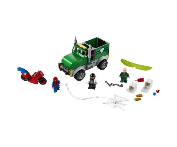 LEGO Marvel 76147 Spider-Man Vulture Trucker Robery