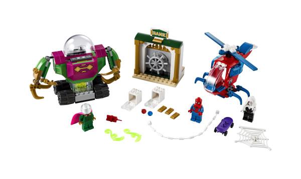 LEGO Marvel 76149 Menace of Mysterio