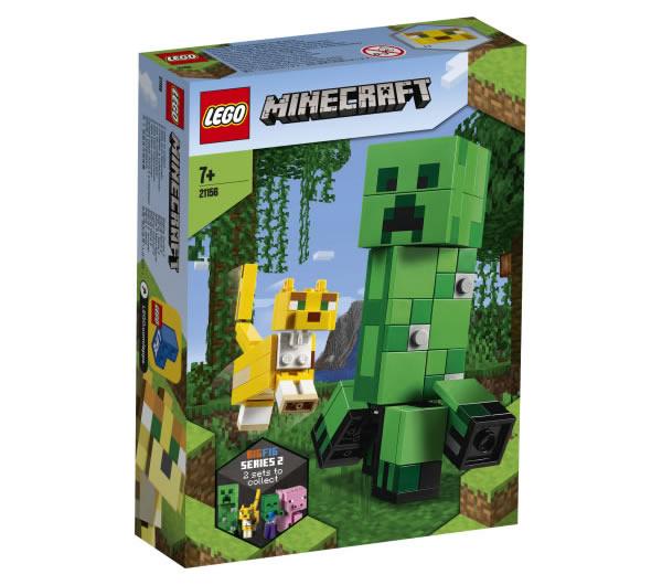 LEGO Minecraft 21156 Creeper With Ocelot