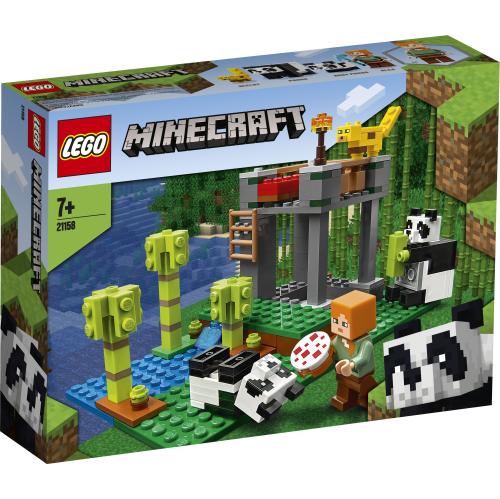 LEGO Minecraft 21158 The Panda Kindergarten