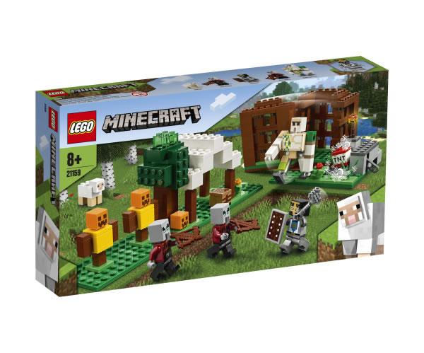 LEGO Minecraft 21159 The Raider Outpost