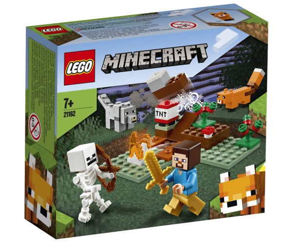 LEGO Minecraft 21161 The Taiga Adventure