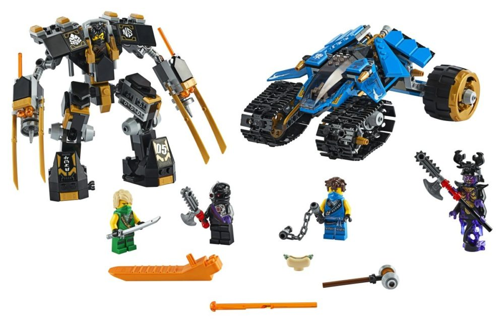 LEGO Ninjago 71699 Thunder Raider