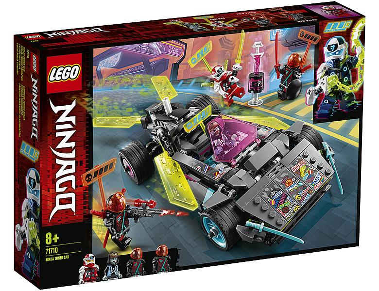 LEGO Ninjago 71710 Ninja Tuner Car