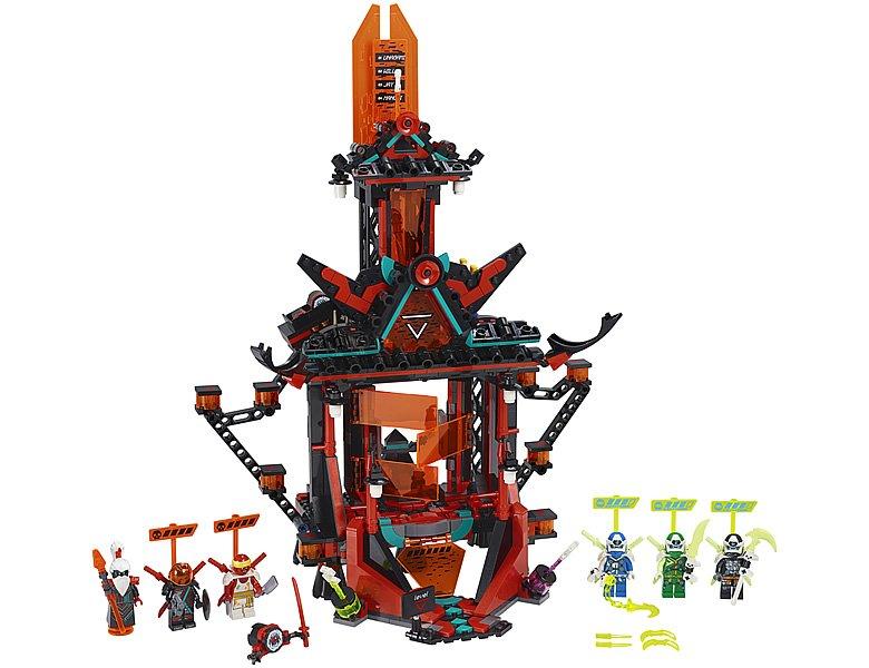 LEGO Ninjago 71712 Empire Temple of Madness