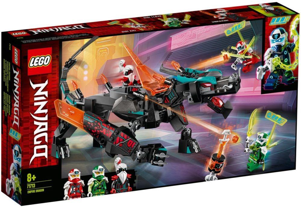 LEGO Ninjago 71713 Empire Dragon