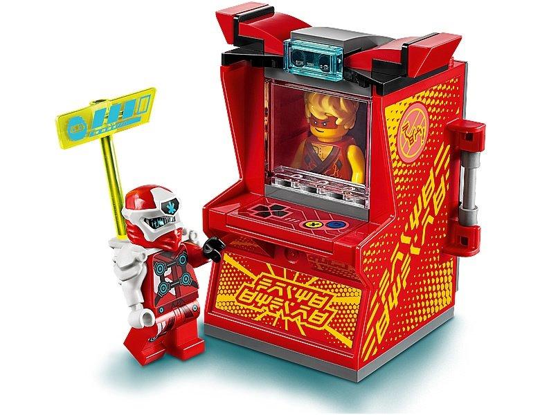 LEGO Ninjago 71714 Kai's Avatar Arcade Pod