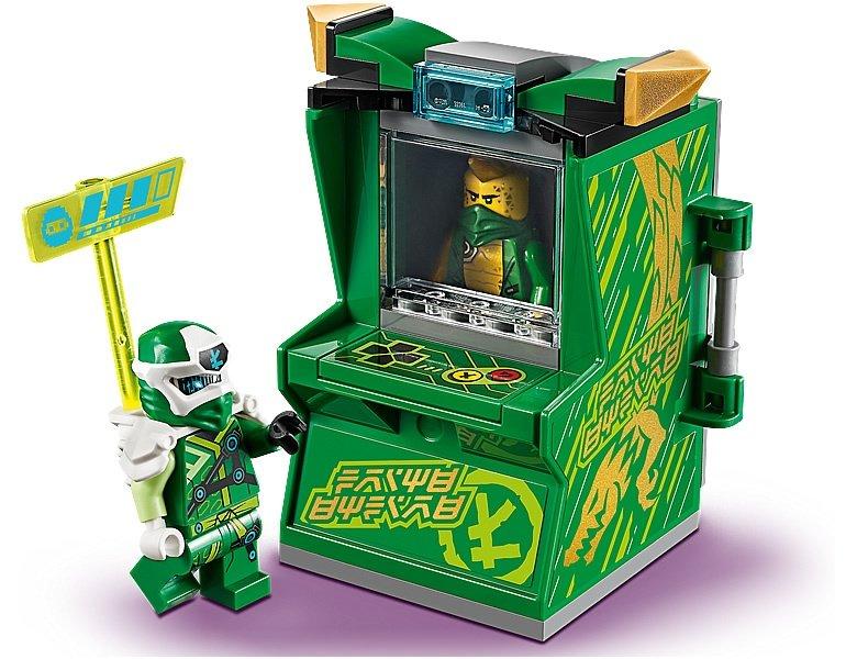 LEGO Ninjago 71716 Lloyd's Avatar Arcade Pod