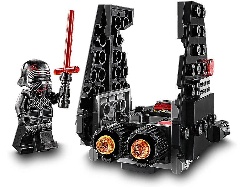 LEGO Star Wars 75264 Kylo Ren's Shuttle Microfighter