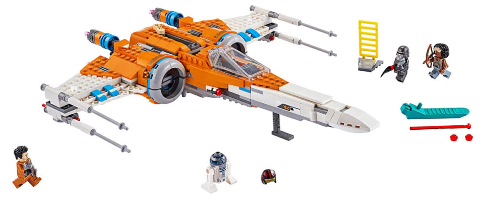 LEGO Star Wars 75273 Resistance X-Wing