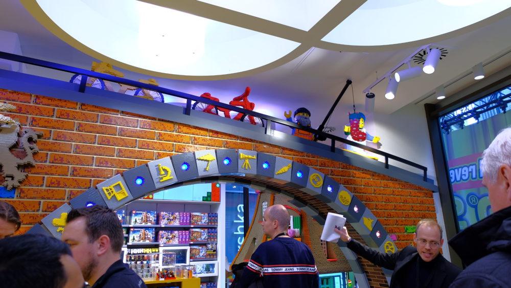 LEGO Flagship Store Amsterdam