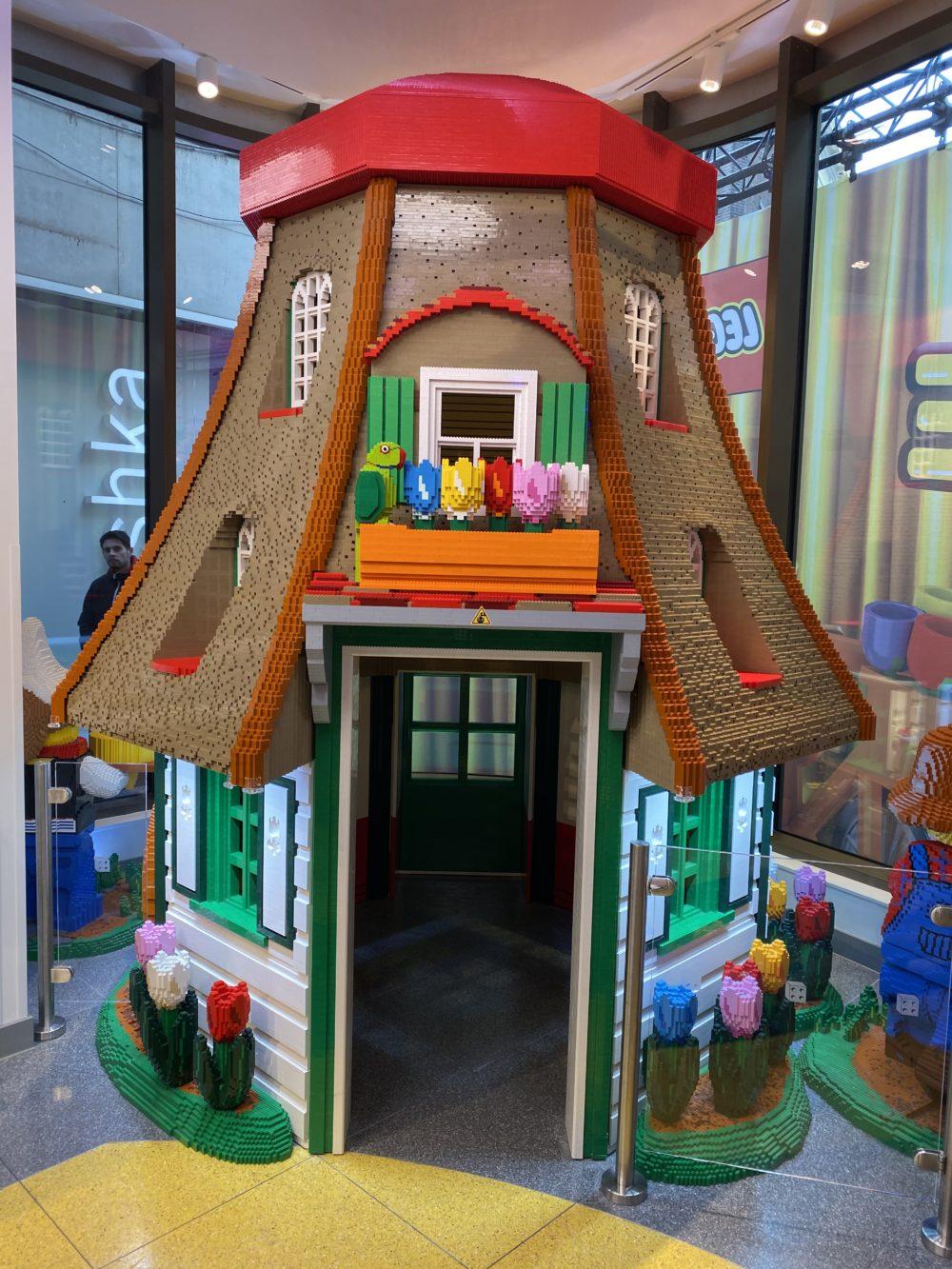 Opening LEGO Flagship Store Amsterdam