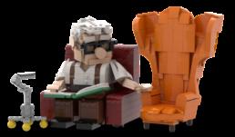LEGO Ideas up - missing you...