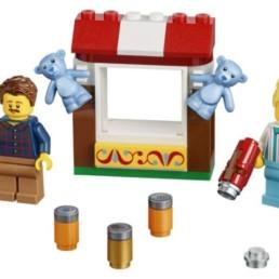LEGO 40373 Fun Fair Accessory Pack