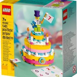 LEGO 40382 Birthday Cake