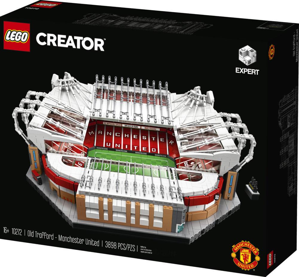 LEGO Creator Expert 10272 Old Trafford