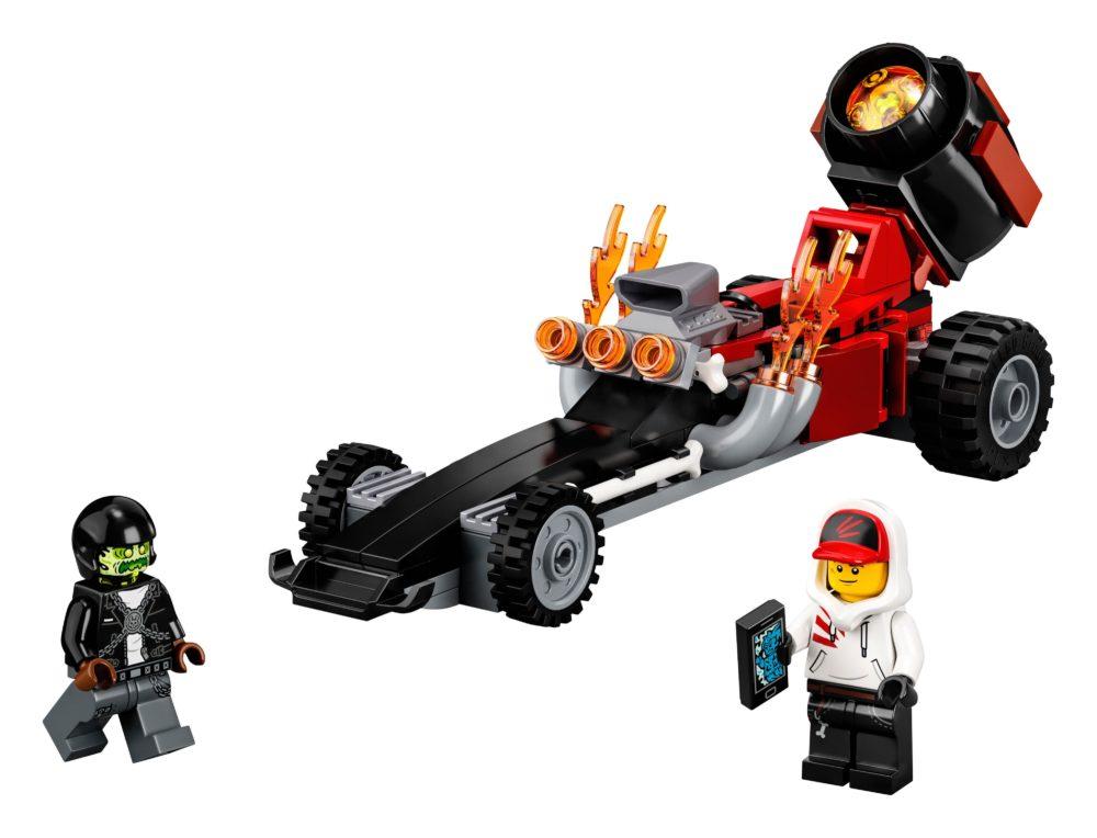 LEGO Hidden Side 40408 Drag Racer