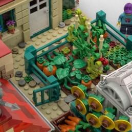 LEGO Ideas A Nice Day at the Farm
