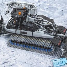 LEGO Ideas Prinoth Leitwolf Snow Groomer