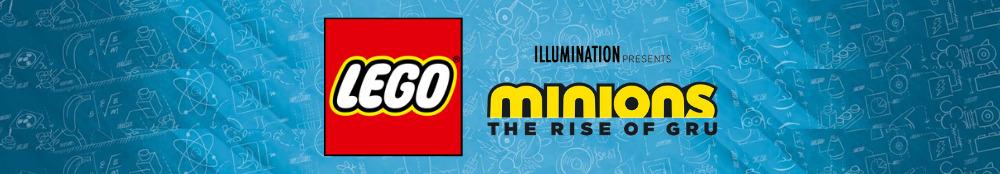 LEGO Minions banner