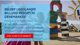 LEGOLAND Billund Resort aanbieding