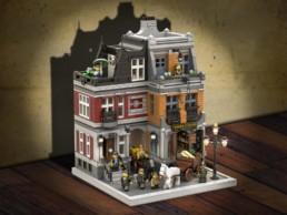 LEGO Ideas The Bakery