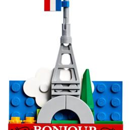 LEGO 854011 Eiffel Tower Magnet